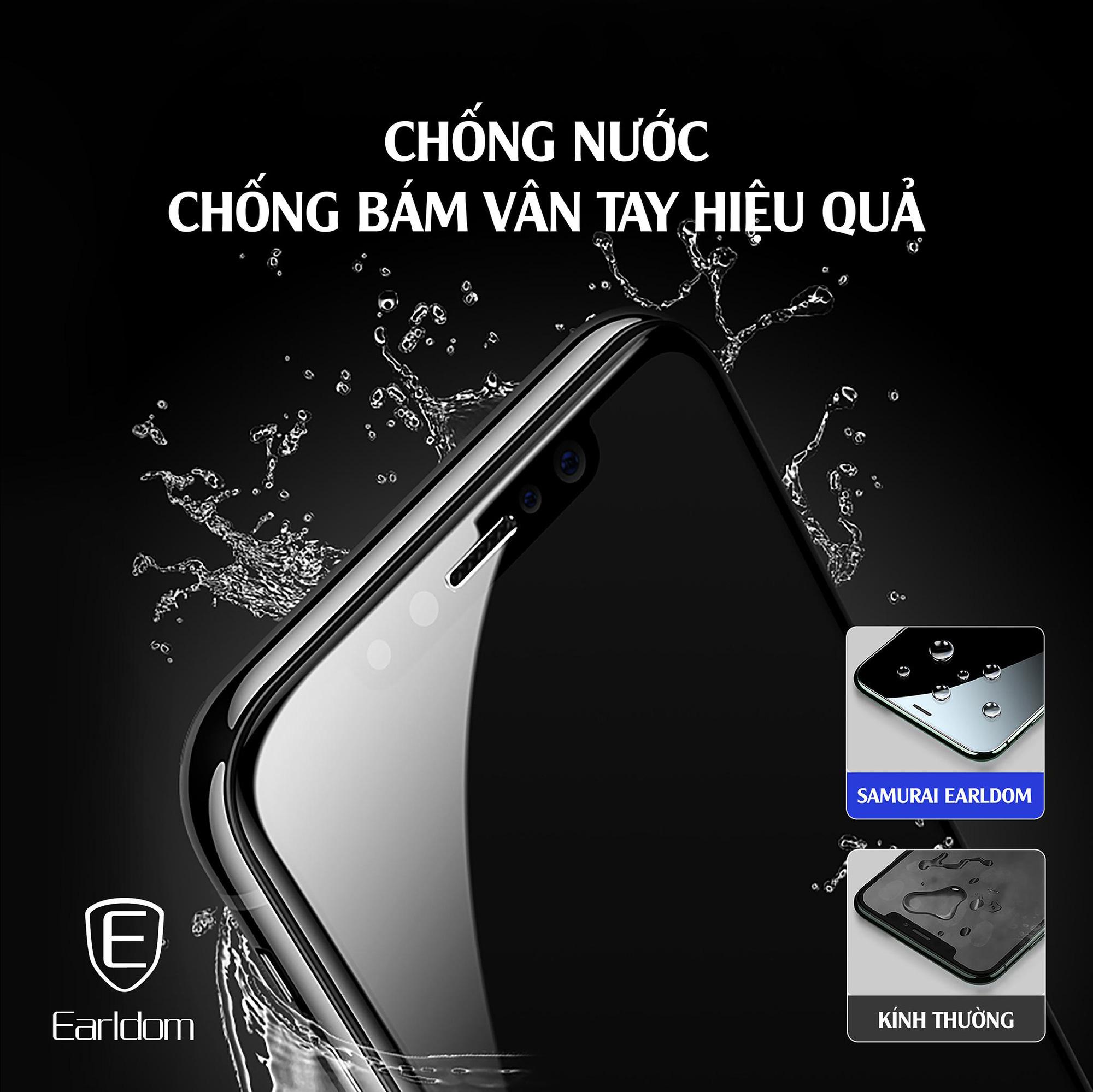 Earldom Việt Nam ra mắt sản phẩm kính cường lực bảo vệ điện thoại và bảo vệ đôi mắt cho người sử dụng smartphone - Ảnh 4.
