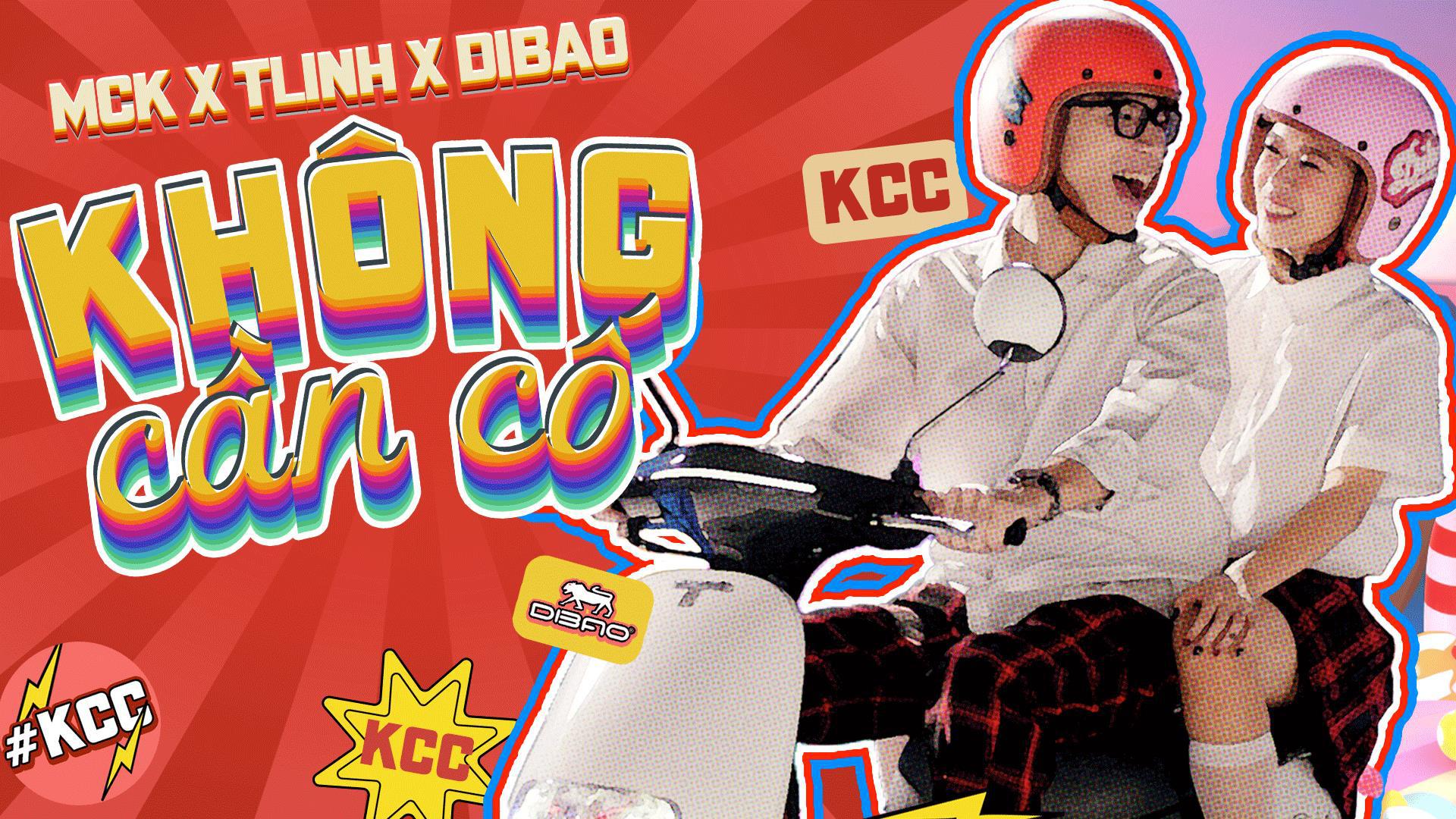 """MCK """"Không Cần Cố"""" sánh đôi cùng Tlinh trong sản phẩm mới của RPT PhongKhin - Ảnh 5."""