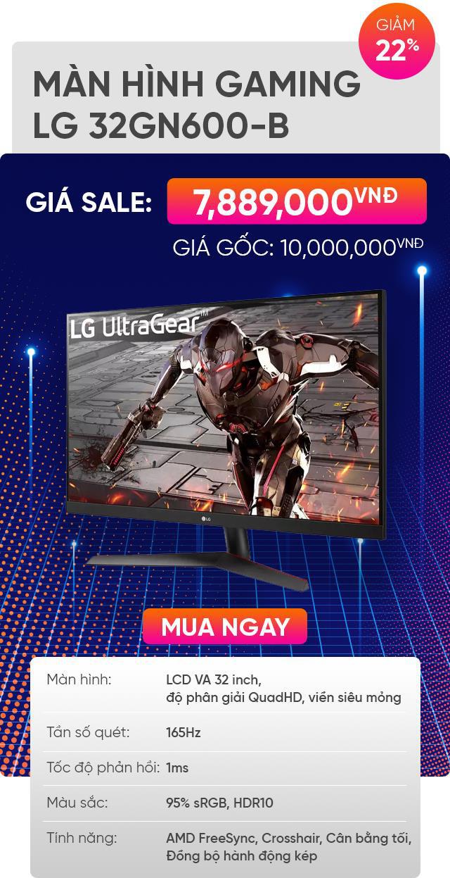 Khí thế work from home cao ngất với 9 deal laptop, màn hình sale tốt tại Lễ hội mua sắm hè trên Lazada - Ảnh 2.