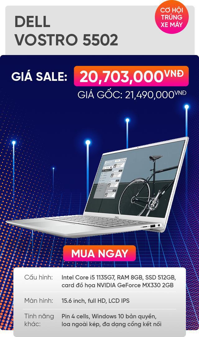 Khí thế work from home cao ngất với 9 deal laptop, màn hình sale tốt tại Lễ hội mua sắm hè trên Lazada - Ảnh 4.