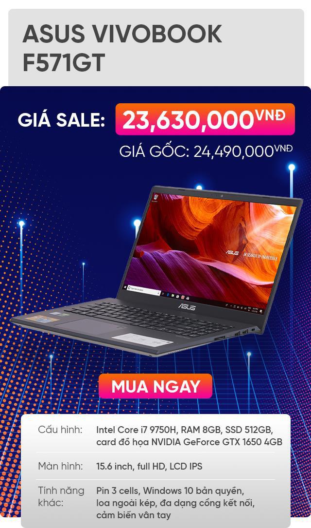 Khí thế work from home cao ngất với 9 deal laptop, màn hình sale tốt tại Lễ hội mua sắm hè trên Lazada - Ảnh 6.