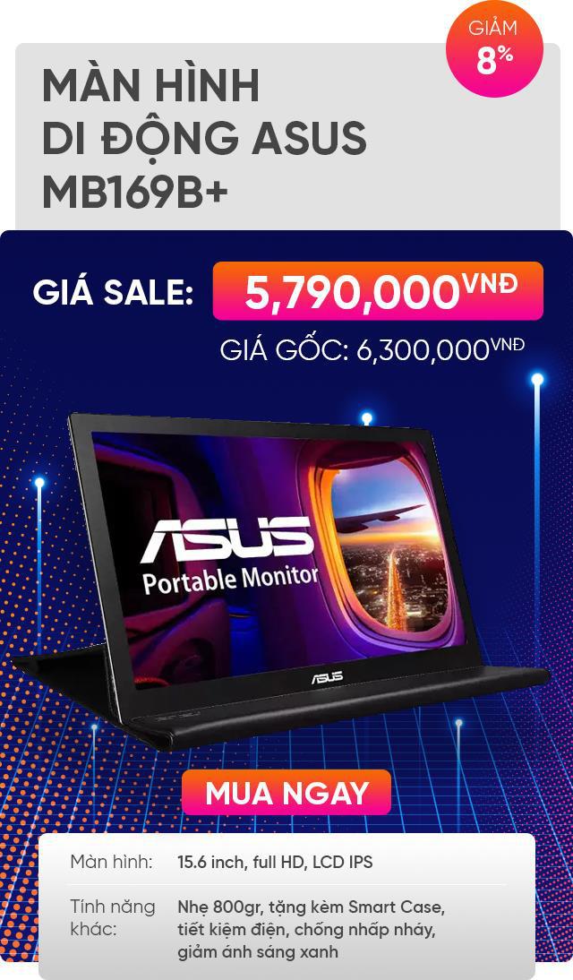 Khí thế work from home cao ngất với 9 deal laptop, màn hình sale tốt tại Lễ hội mua sắm hè trên Lazada - Ảnh 7.