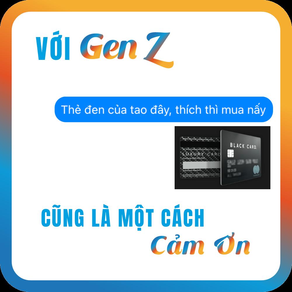101 cách nói cảm ơn theo style Gen Z mà có thể bạn không nhận ra - Ảnh 2.