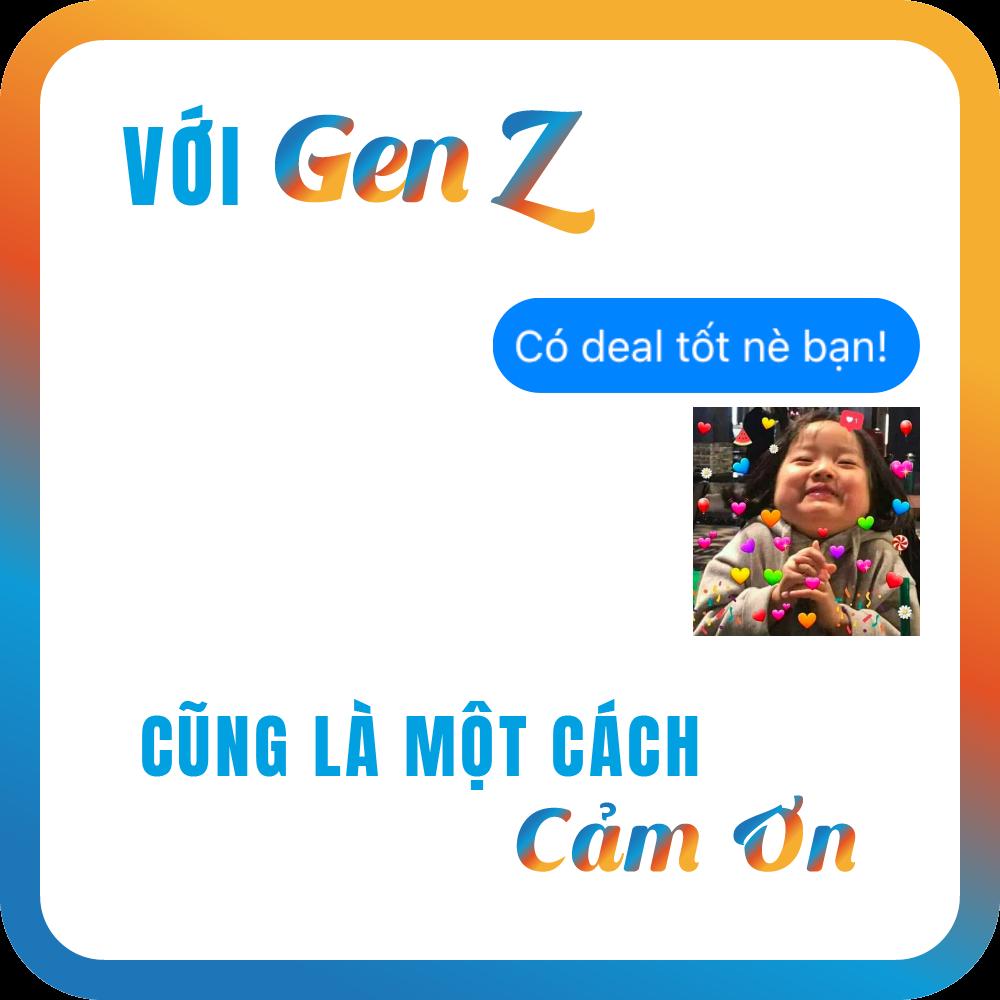 101 cách nói cảm ơn theo style Gen Z mà có thể bạn không nhận ra - Ảnh 7.