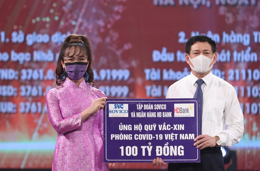 Đồng lòng vì một Việt Nam khỏe mạnh, Việt Nam chiến thắng - Ảnh 2.