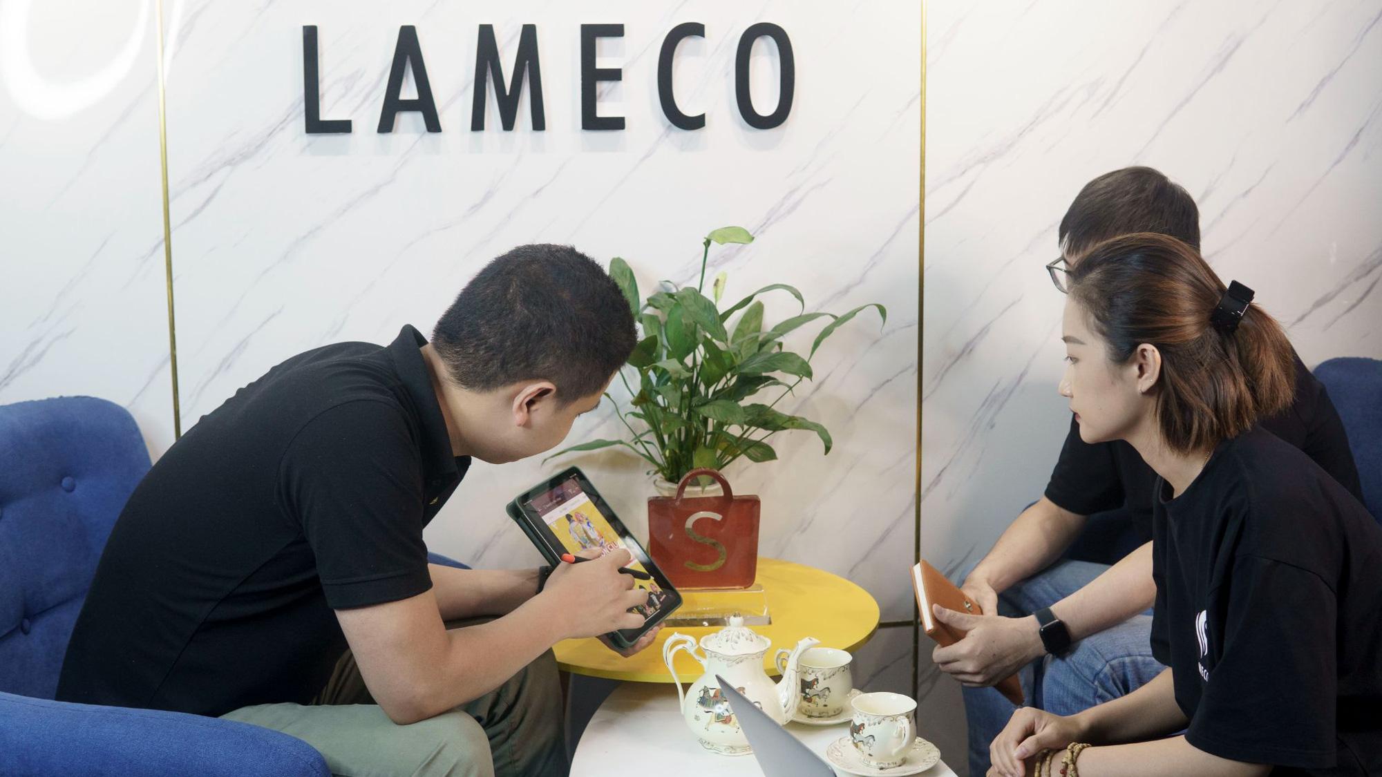 Lameco - cung cấp các giải pháp kinh doanh hiệu quả, xây dựng thương hiệu bền vững trên sàn TMĐT Việt Nam - Ảnh 1.