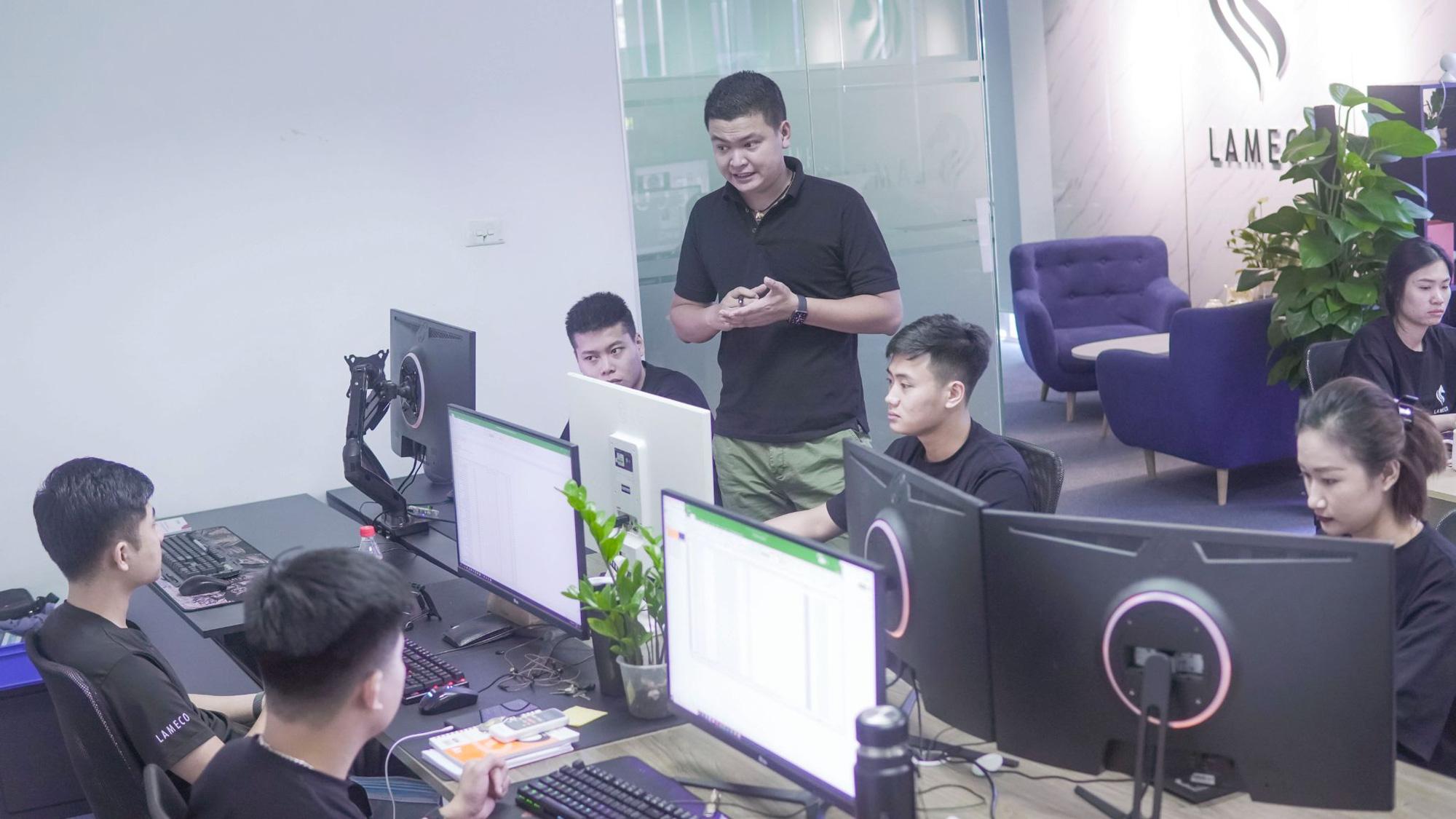 Lameco - cung cấp các giải pháp kinh doanh hiệu quả, xây dựng thương hiệu bền vững trên sàn TMĐT Việt Nam - Ảnh 4.