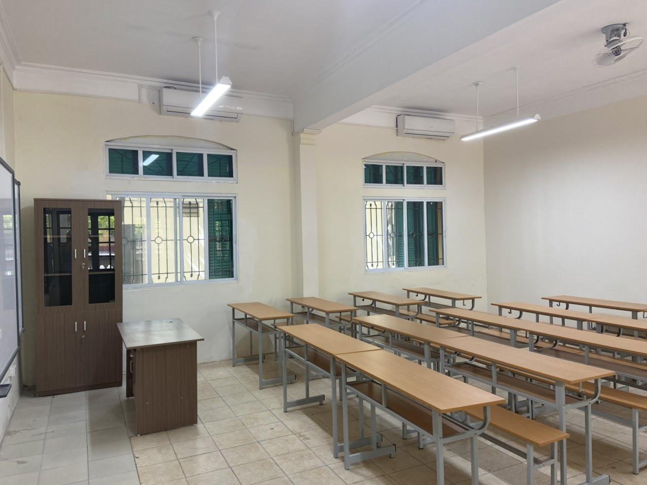 Diện mạo mới của ngôi trường 22 năm tuổi được đầu tư bởi Hệ thống giáo dục CEO Việt Nam High School - Ảnh 7.