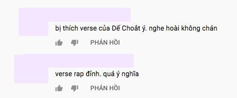 """Hoàng Dũng - Suni Hạ Linh xúc động khi nói lời """"cảm ơn"""", netizen thi nhau """"rần rần"""" vì verse rap của Dế Choắt - Ảnh 6."""