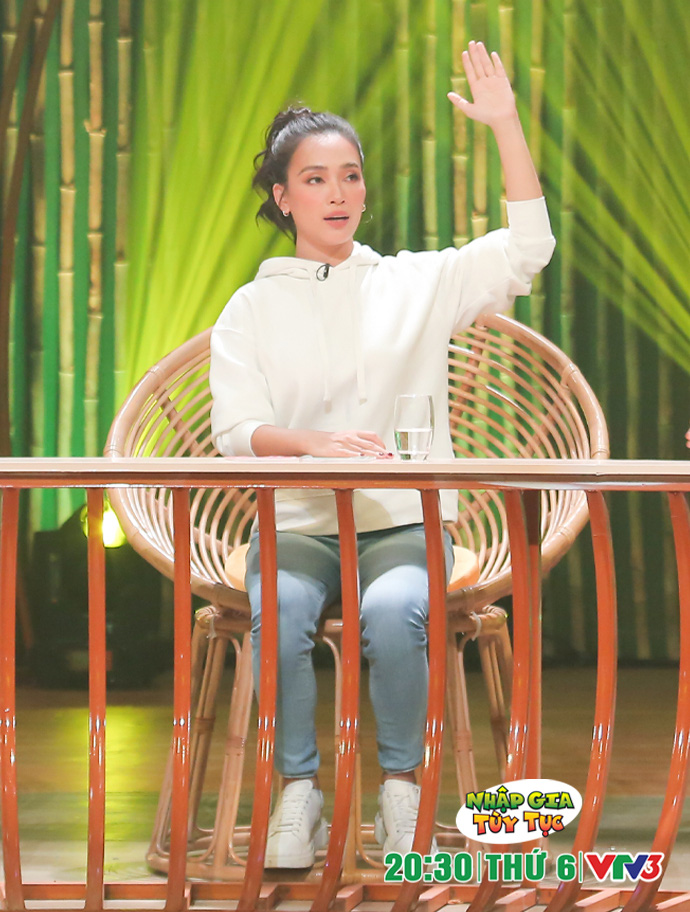 Bị gán là thánh ế, ca sĩ Ái Phương phản bác quan điểm cưới chồng như chạy deadline để kịp sinh con - Ảnh 1.