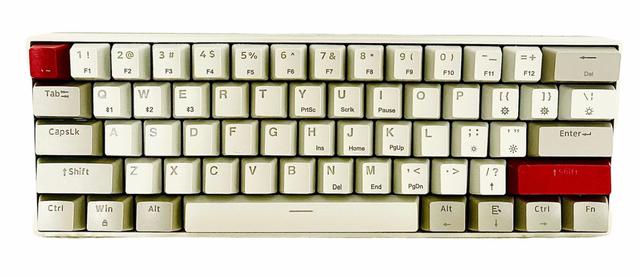 Newmen ra mắt bàn phím cơ tiện ích, 61 phím 2 chế độ GM610 bluetooth 5.0 - Ảnh 3.