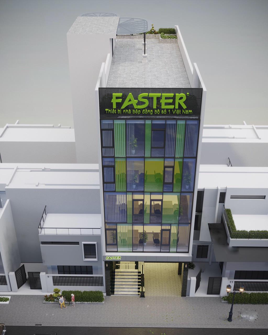 Có gì trong trụ sở mới hoành tráng của Faster Việt Nam - Ảnh 1.