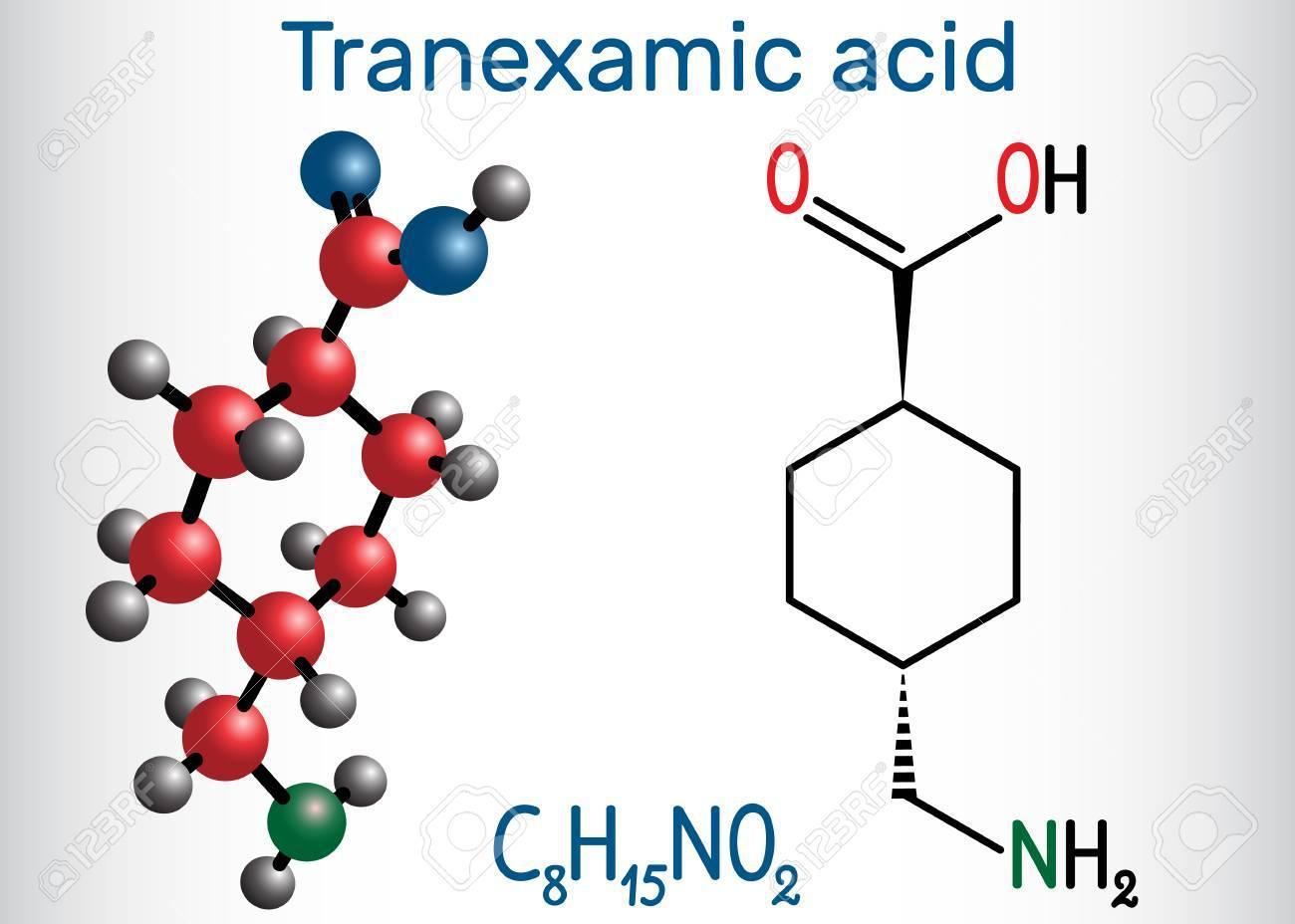 Khám phá ứng dụng của Tranexamic Acid trong mỹ phẩm - Ảnh 2.
