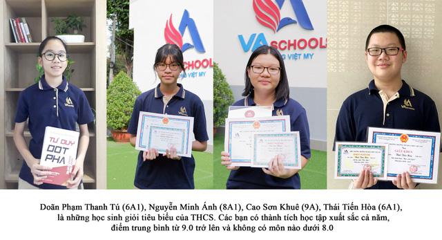 Những gương mặt trẻ tiêu biểu của trường Việt Mỹ Vũng Tàu - Ảnh 2.