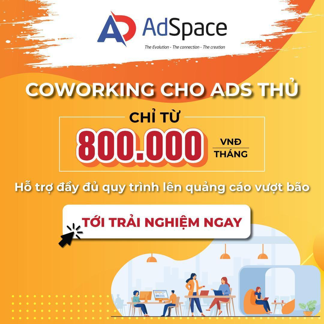 Lộ diện AdSpace - Coworking Space rộng gần 1500m2, dành riêng cho dân Digital Marketing tại Việt Nam - Ảnh 2.