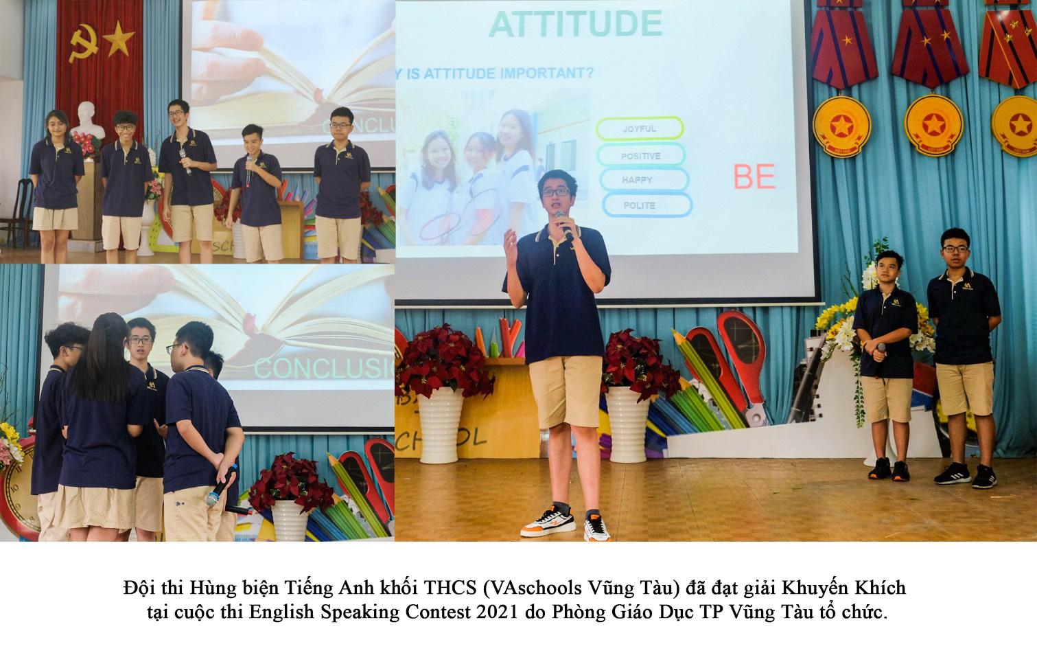 Những gương mặt trẻ tiêu biểu của trường Việt Mỹ Vũng Tàu - Ảnh 5.