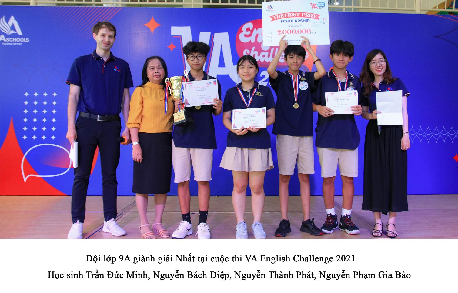 Những gương mặt trẻ tiêu biểu của trường Việt Mỹ Vũng Tàu - Ảnh 7.