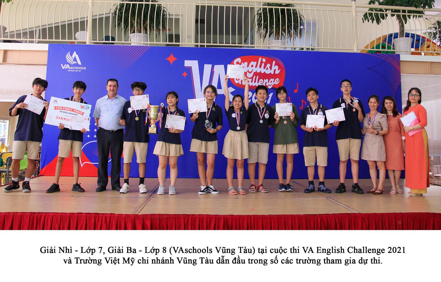 Những gương mặt trẻ tiêu biểu của trường Việt Mỹ Vũng Tàu - Ảnh 8.