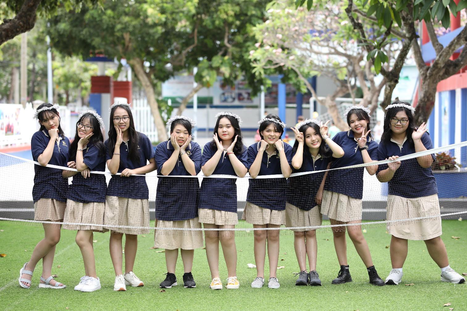 Những gương mặt trẻ tiêu biểu của trường Việt Mỹ Vũng Tàu - Ảnh 9.