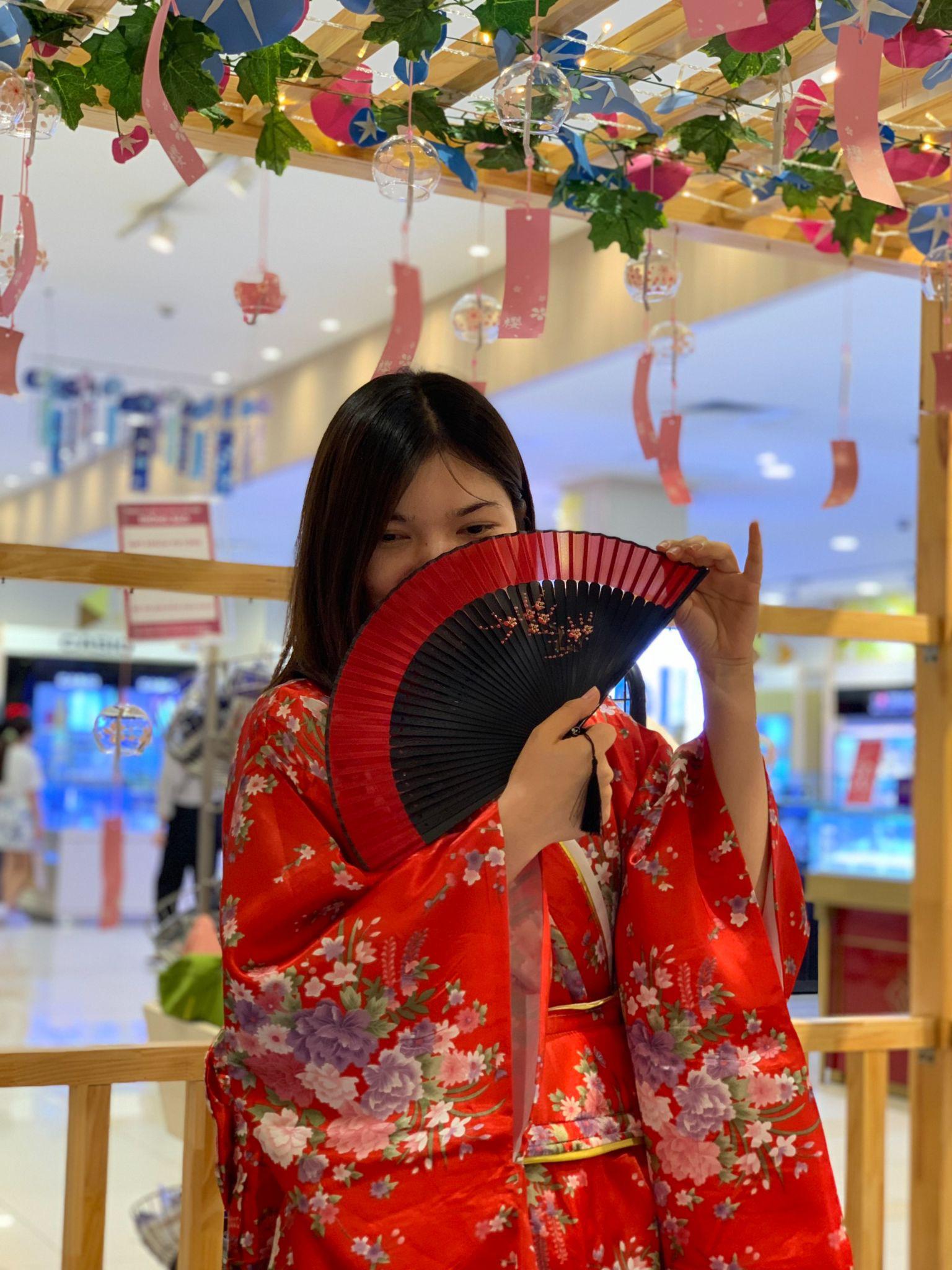 Lạc lối tại lễ hội mùa hè Nhật Bản giữa lòng Việt Nam - Ảnh 6.