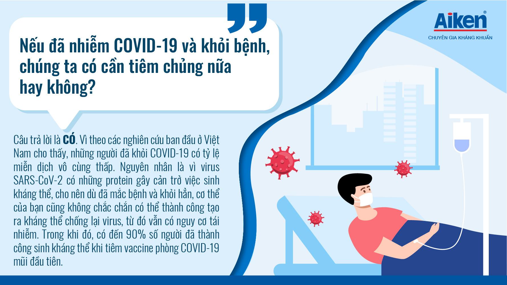 Giải đáp 1001 thắc mắc thường gặp, giúp bạn tự tin và an tâm hơn khi đi tiêm phòng COVID-19 - Ảnh 1.
