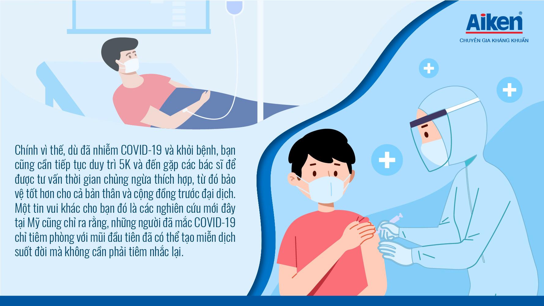 Giải đáp 1001 thắc mắc thường gặp, giúp bạn tự tin và an tâm hơn khi đi tiêm phòng COVID-19 - Ảnh 2.