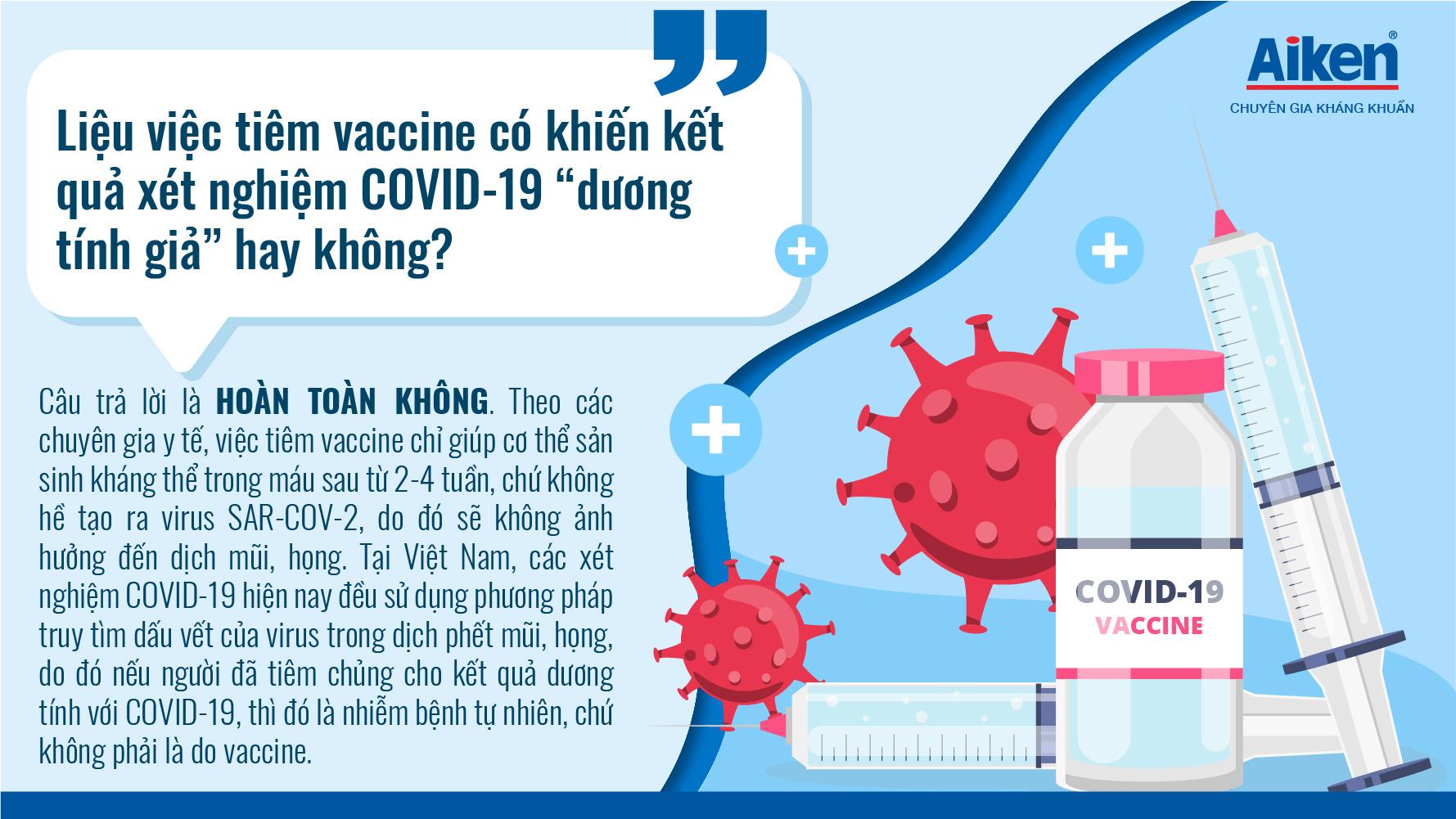 Giải đáp 1001 thắc mắc thường gặp, giúp bạn tự tin và an tâm hơn khi đi tiêm phòng COVID-19 - Ảnh 3.