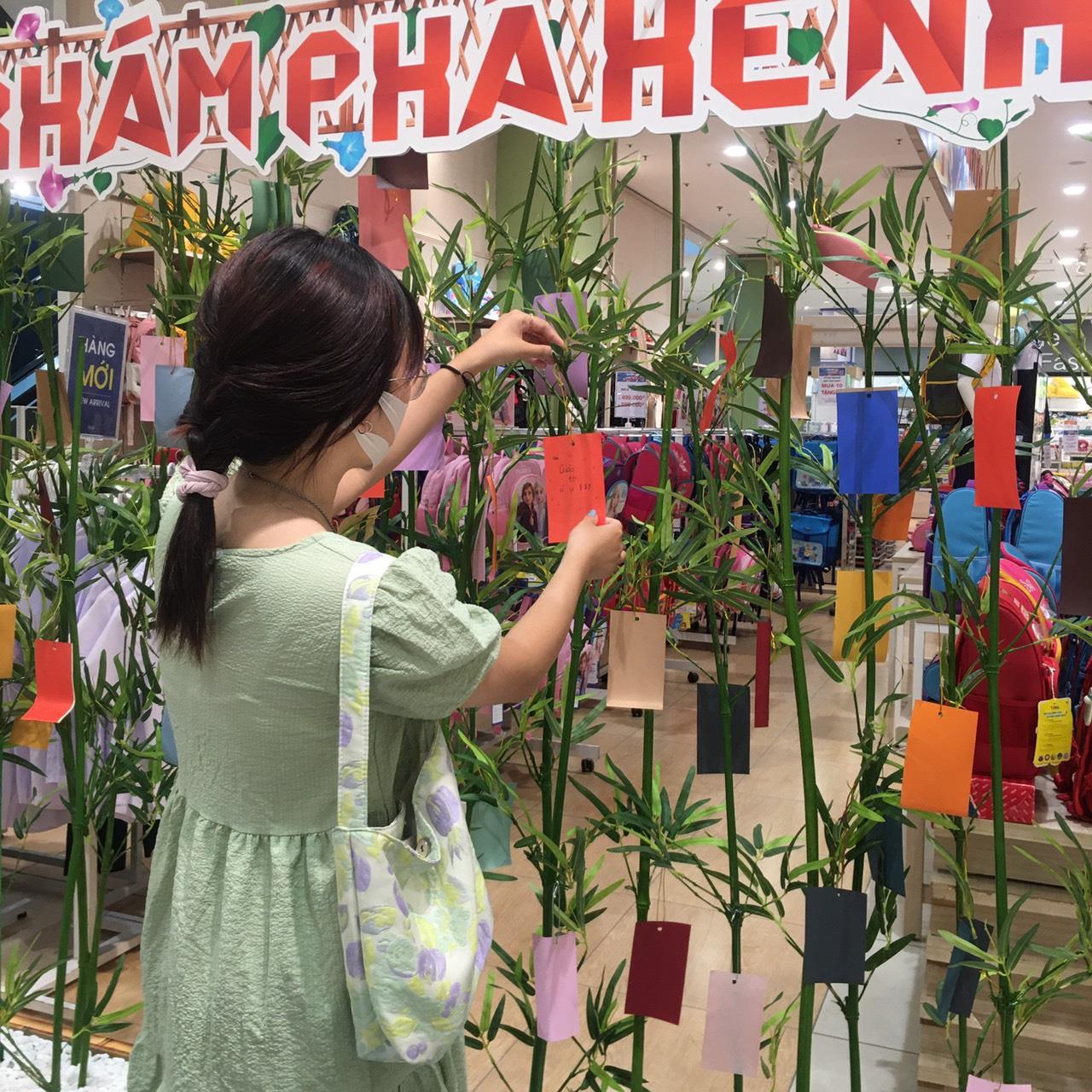 Lạc lối tại lễ hội mùa hè Nhật Bản giữa lòng Việt Nam - Ảnh 7.