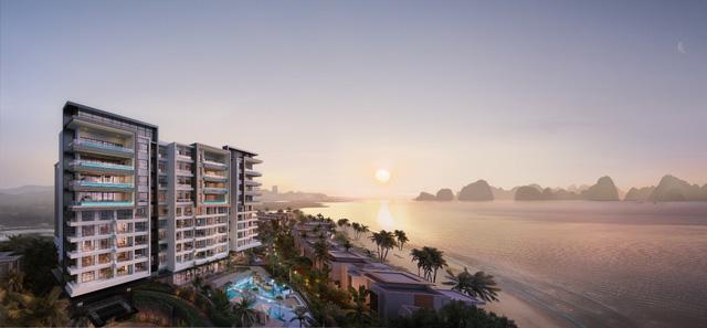 Sky Residences Intercontinental Halong Bay thể hiện sức hút trên thị trường BĐS nghỉ dưỡng Hạ Long - Ảnh 1.