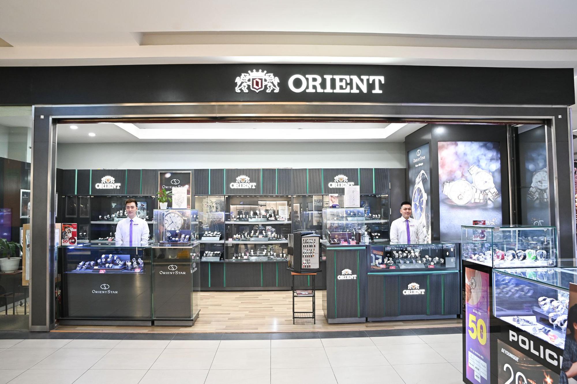 Orient và những mẫu đồng hồ dành riêng cho thị trường Việt - Ảnh 2.