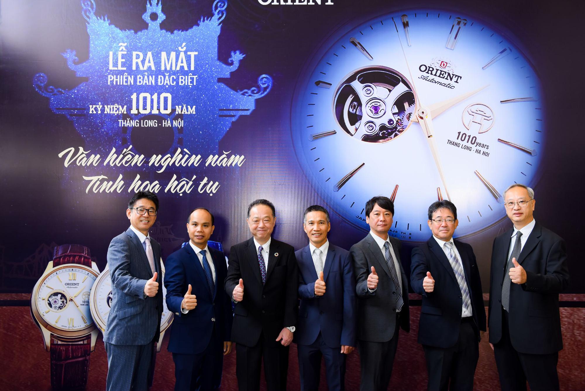 Orient và những mẫu đồng hồ dành riêng cho thị trường Việt - Ảnh 3.