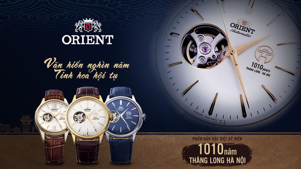 Orient và những mẫu đồng hồ dành riêng cho thị trường Việt - Ảnh 5.