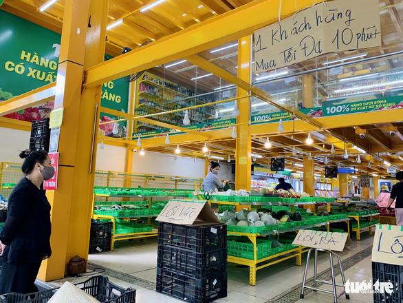 Bùng nổ vai trò các chuỗi siêu thị mini  trong cung ứng thực phẩm thời giãn cách - Ảnh 2.