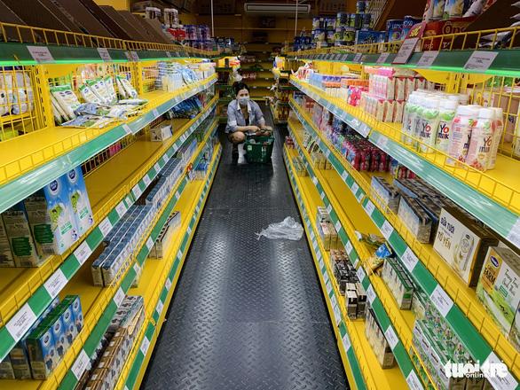 Bùng nổ vai trò các chuỗi siêu thị mini  trong cung ứng thực phẩm thời giãn cách - Ảnh 3.