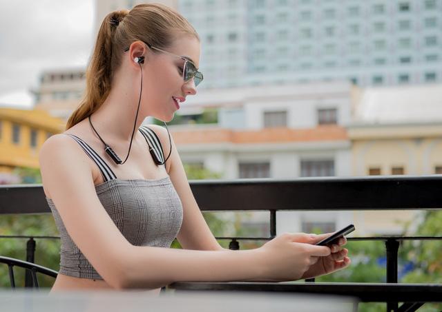 Trợ giá mùa dịch – giảm kịch sàn tới 70% các mẫu tai nghe Bluetooth Partron trên Shopee - Ảnh 4.