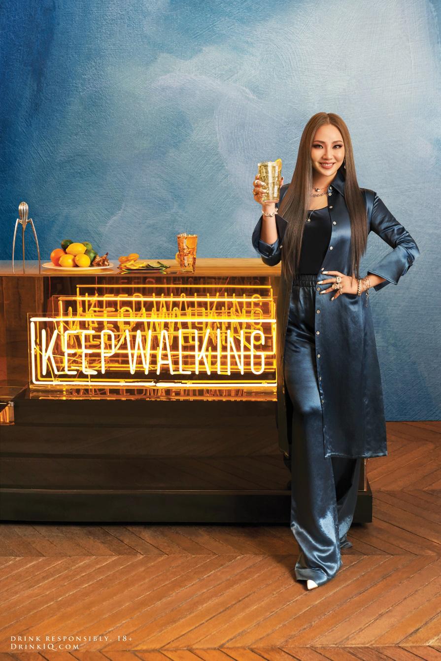 CL trở thành đại sứ mới của thương hiệu lừng danh 200 năm tuổi - Ảnh 1.