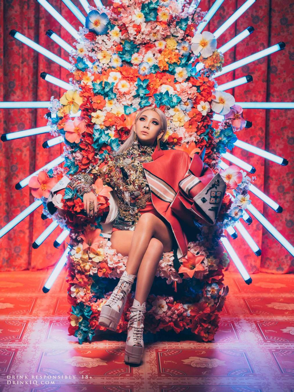 CL trở thành đại sứ mới của thương hiệu lừng danh 200 năm tuổi - Ảnh 2.