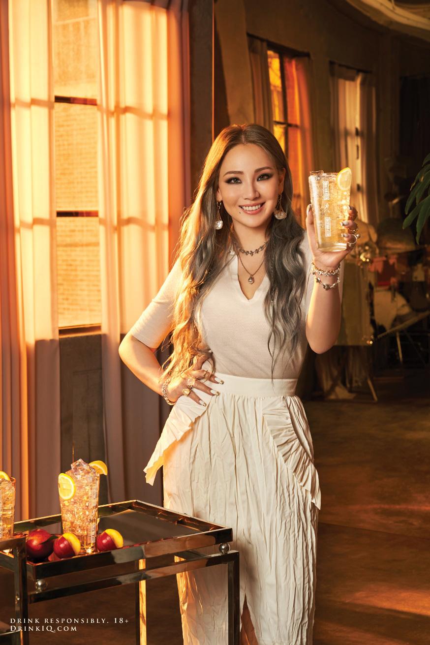 CL trở thành đại sứ mới của thương hiệu lừng danh 200 năm tuổi - Ảnh 3.