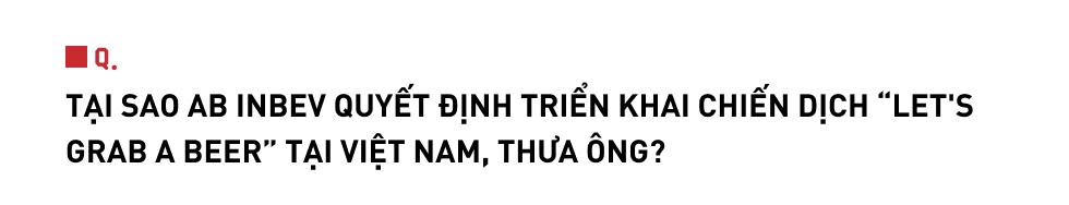 """Ông Hoàng Phương - Tổng Giám Đốc Công Ty Anheuser-Busch InBev Việt Nam: """"Giãn cách không có nghĩa là xa cách"""" - Ảnh 7."""
