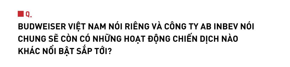 """Ông Hoàng Phương - Tổng Giám Đốc Công Ty Anheuser-Busch InBev Việt Nam: """"Giãn cách không có nghĩa là xa cách"""" - Ảnh 15."""