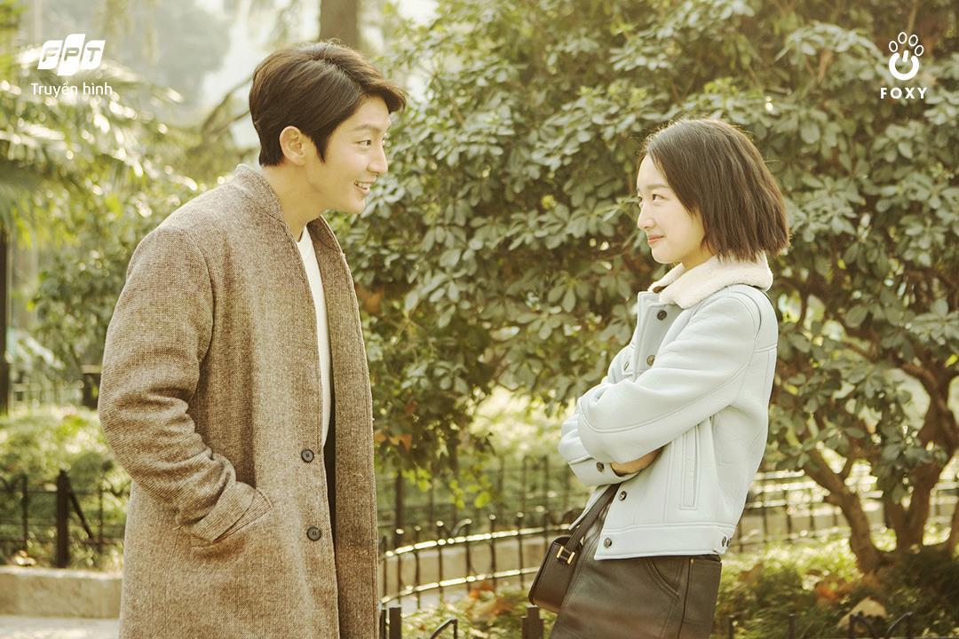 Không Bao Giờ Nói Lời Từ Biệt: Phim lãng mạn về tình yêu xuyên biên giới của Châu Đông Vũ - Ảnh 1.