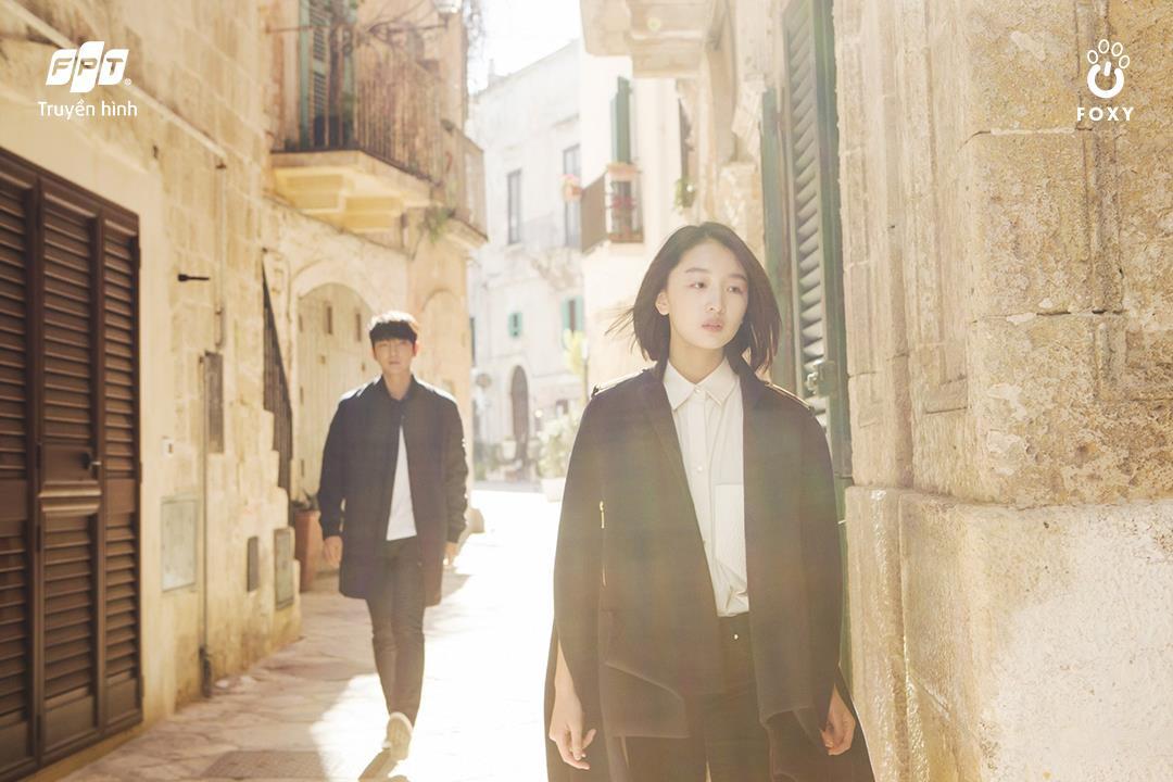 Không Bao Giờ Nói Lời Từ Biệt: Phim lãng mạn về tình yêu xuyên biên giới của Châu Đông Vũ - Ảnh 4.