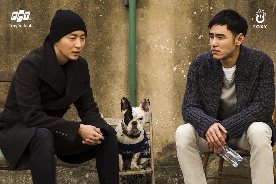 Không Bao Giờ Nói Lời Từ Biệt: Phim lãng mạn về tình yêu xuyên biên giới của Châu Đông Vũ - Ảnh 5.