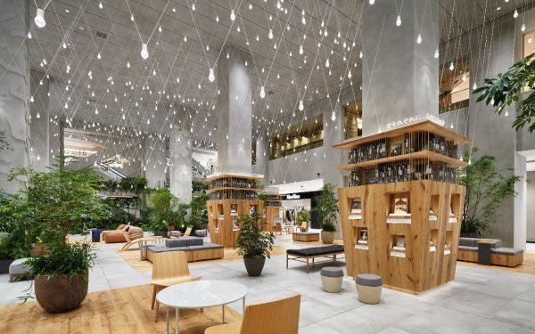 Trung tâm thương mại Tamagawa Takashimaya được phát triển bởi Toshin Development tại Tokyo, Nhật Bản