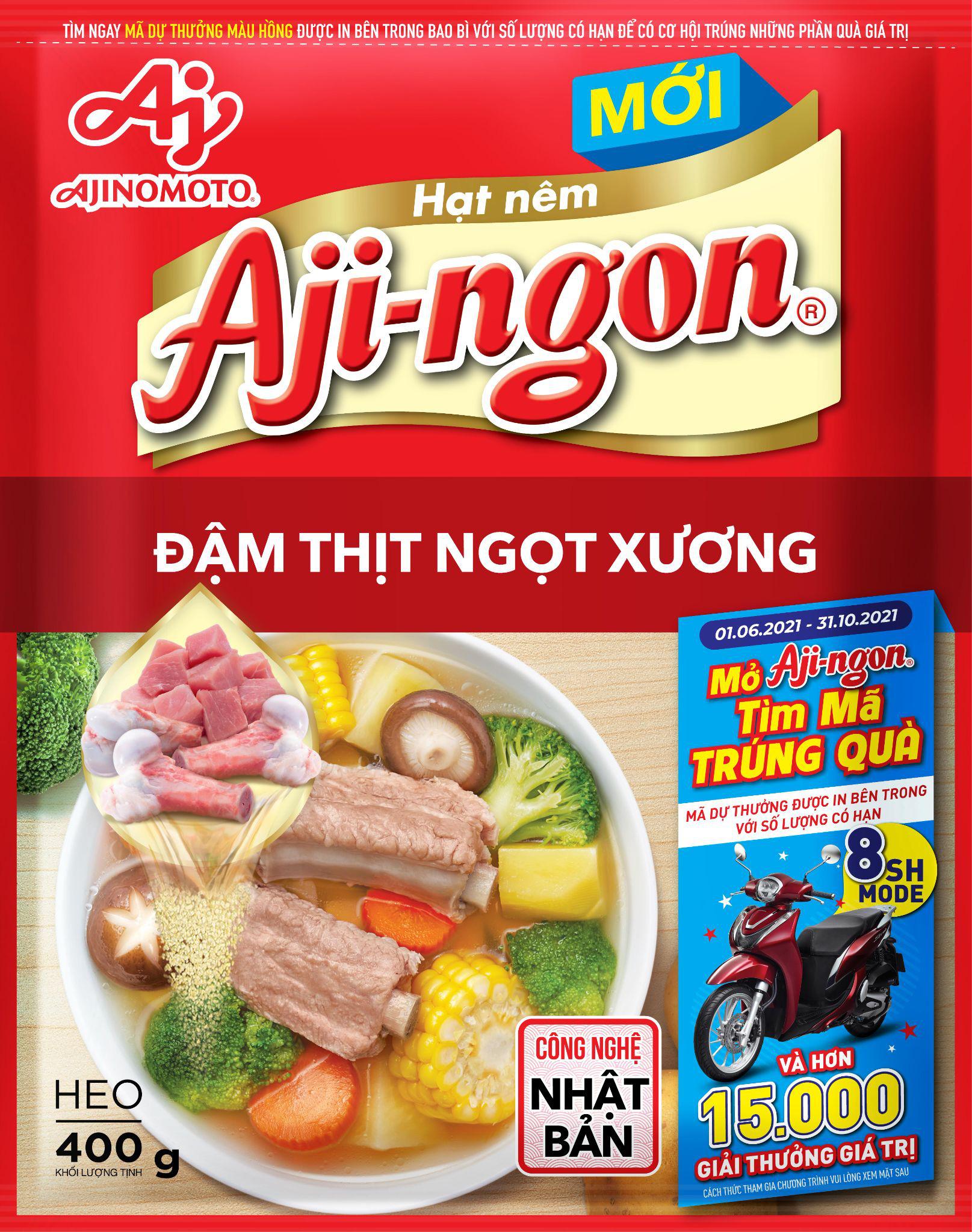 Hè rộn ràng với hơn 15.000 giải thưởng hấp dẫn từ Aji-ngon® - Ảnh 2.