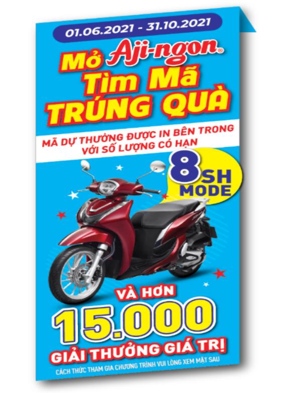 Hè rộn ràng với hơn 15.000 giải thưởng hấp dẫn từ Aji-ngon® - Ảnh 1.