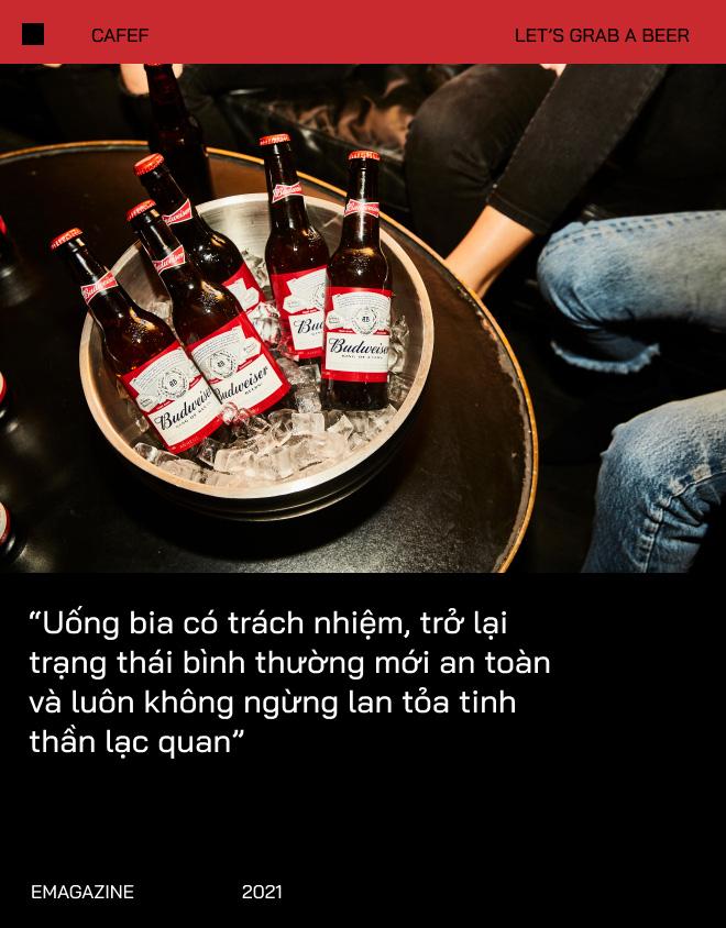 """Ông Hoàng Phương - Tổng Giám Đốc Công Ty Anheuser-Busch InBev Việt Nam: """"Giãn cách không có nghĩa là xa cách"""" - Ảnh 11."""