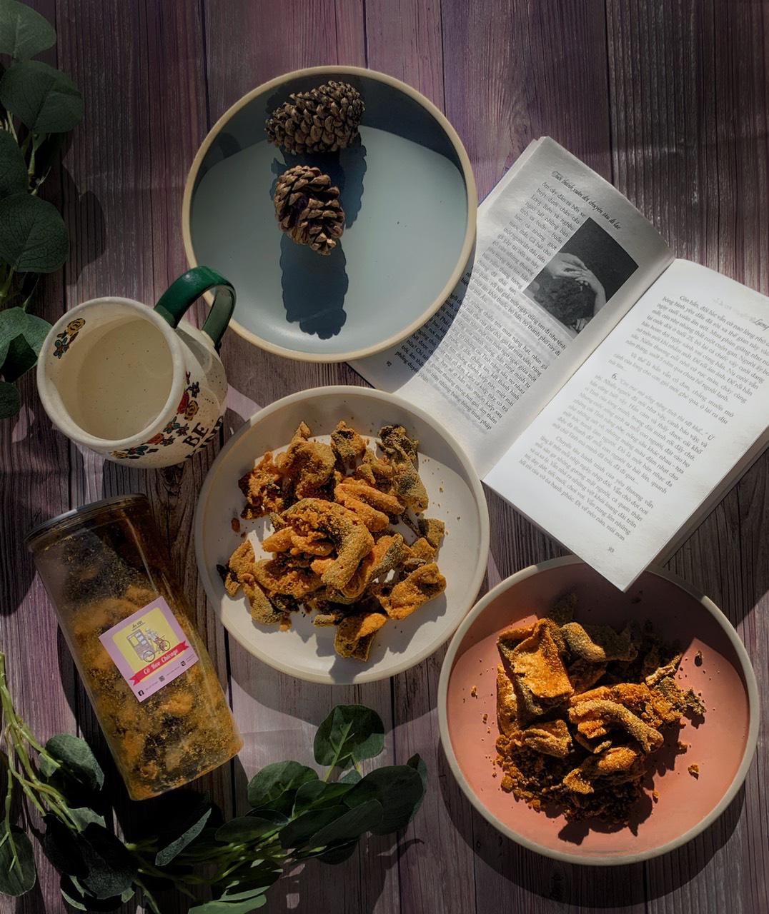 Chân dung cô chủ 23 tuổi Vũ Hồng Cúc cùng thương hiệu ăn vặt Việt tại Mỹ - Ảnh 2.