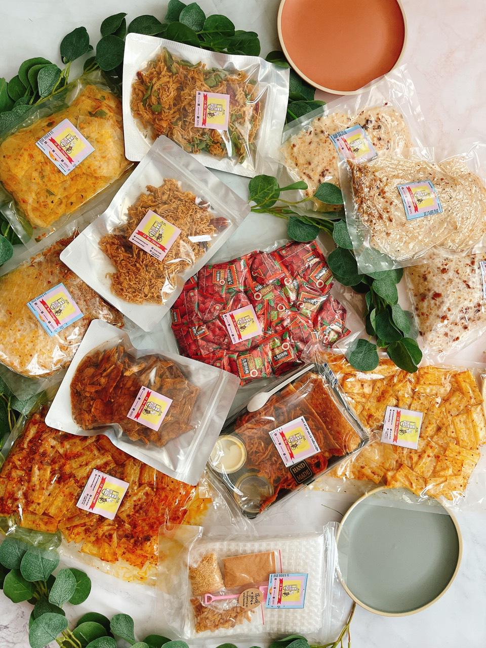 Chân dung cô chủ 23 tuổi Vũ Hồng Cúc cùng thương hiệu ăn vặt Việt tại Mỹ - Ảnh 4.