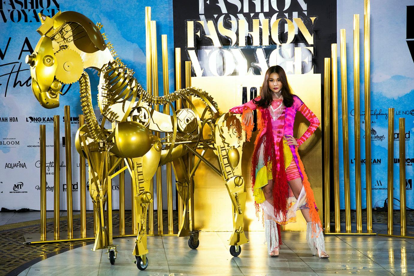 The Fashion Voyage: Hành trình chạm đến trái tim - Ảnh 5.